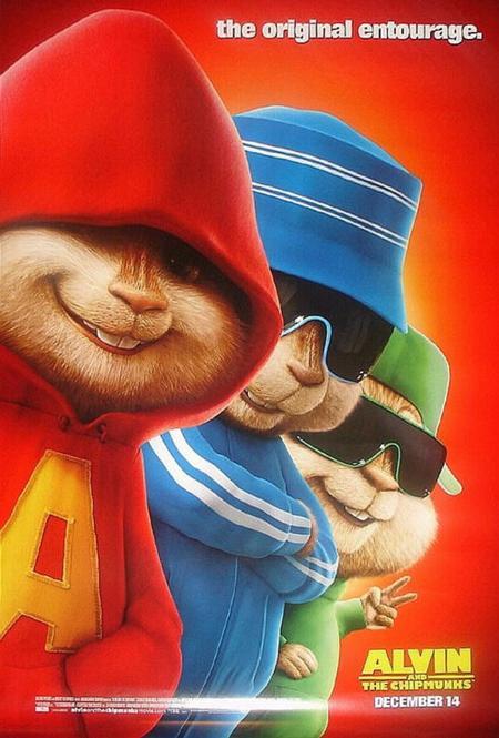 Alvin e os Esquilos - Dublado 2007